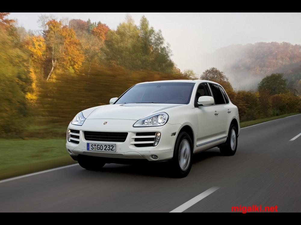 Porsche Cayenne Diesel.  Фото ко…